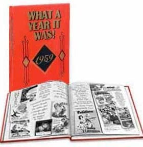 1959 What A Year It Was! Yearbook