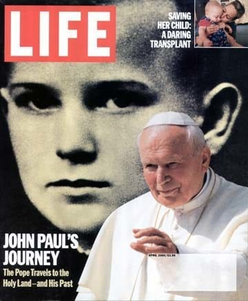 LIFE Magazine April 2000