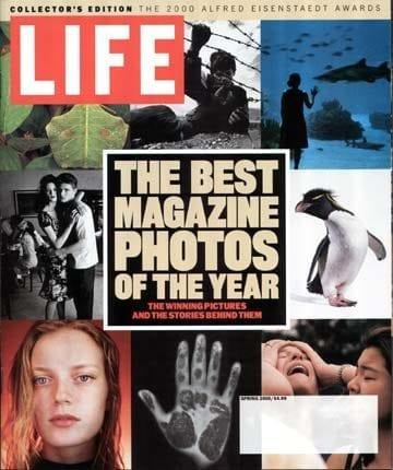 LIFE Magazine Spring 2000