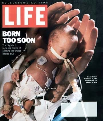 LIFE Magazine May 2000