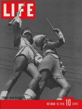 LIFE Magazine October 10