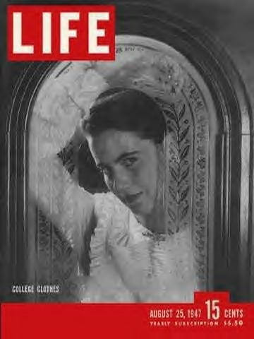 LIFE Magazine August 25