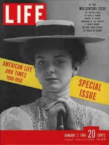 LIFE Magazine January 2