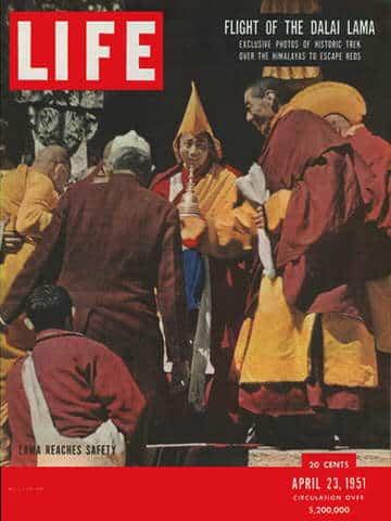 LIFE Magazine April 23, 1951 @ Original LIFE Magazines com