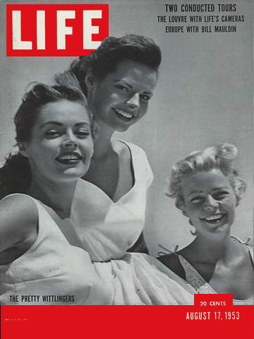 LIFE Magazine August 17
