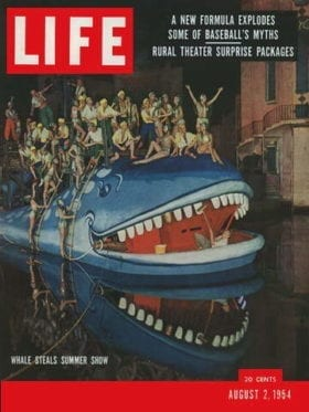 LIFE Magazine August 2