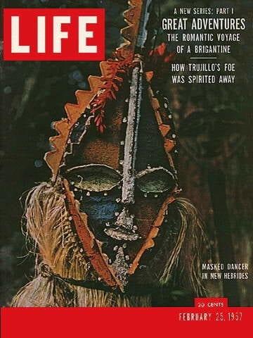 LIFE Magazine February 25