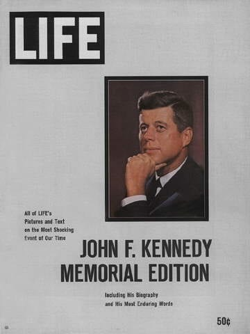 LIFE Magazine December 1963