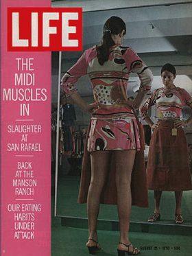 LIFE Magazine August 21