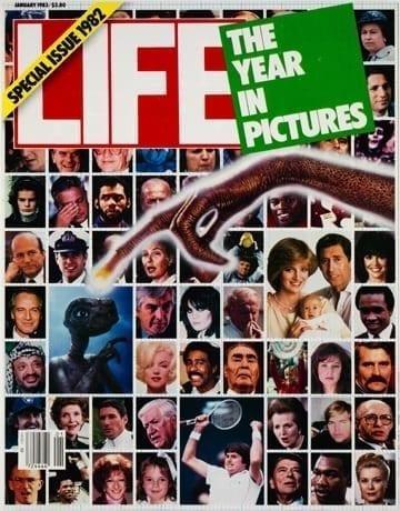 LIFE Magazine January 1983