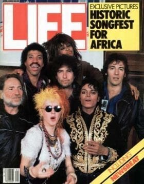 LIFE Magazine April 1985