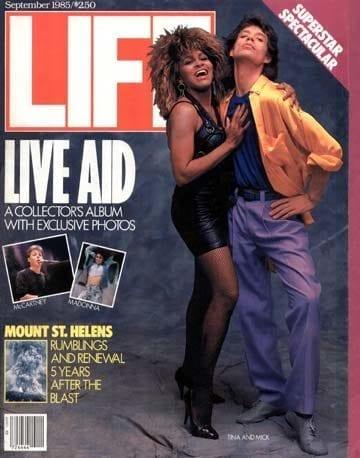 LIFE Magazine September 1985