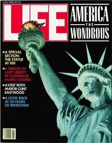 LIFE Magazine July 1986