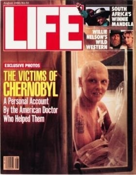 LIFE Magazine August 1986