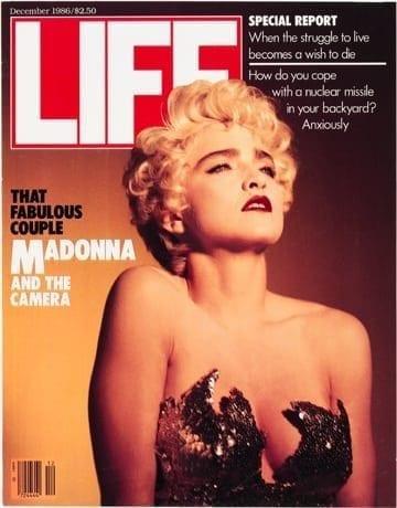 LIFE Magazine December 1986