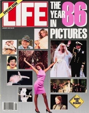 LIFE Magazine January 1987