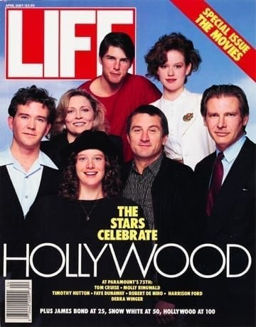 LIFE Magazine April 1987