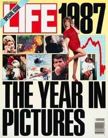 LIFE Magazine January 1988