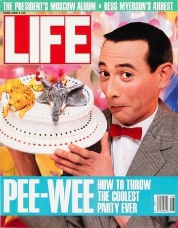 LIFE Magazine August 1988