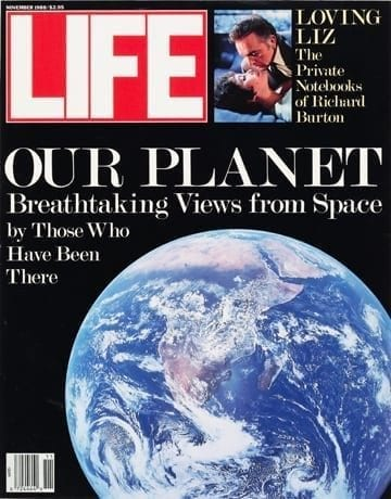 LIFE Magazine November 1988