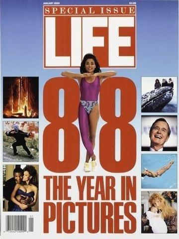 LIFE Magazine January 1989