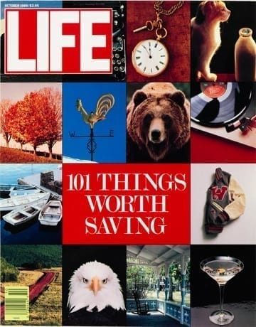 LIFE Magazine October 1989