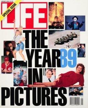 LIFE Magazine January 1990