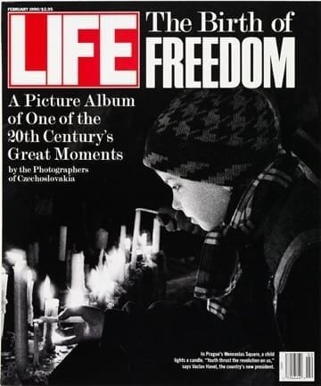 LIFE Magazine February 1990