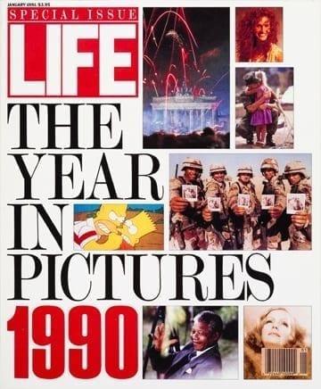 LIFE Magazine January 1991