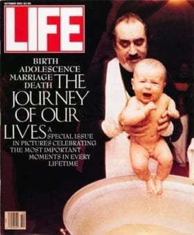 LIFE Magazine October 1991