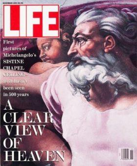 LIFE Magazine November 1991