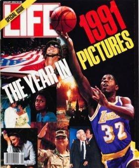 LIFE Magazine January 1992
