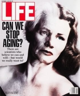 LIFE Magazine October 1992