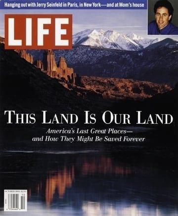 LIFE Magazine October 1993