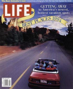 LIFE Magazine April 1994