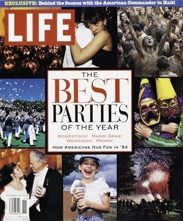 LIFE Magazine November 1994