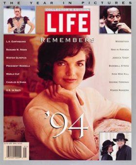 LIFE Magazine January 1995