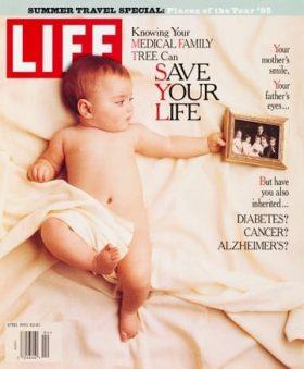 LIFE Magazine April 1995