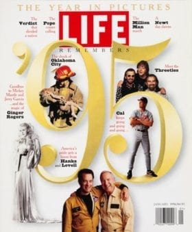 LIFE Magazine January 1996