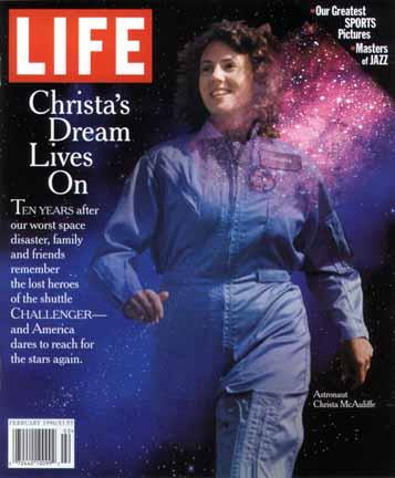 LIFE Magazine February 1996