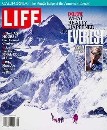 LIFE Magazine August 1996